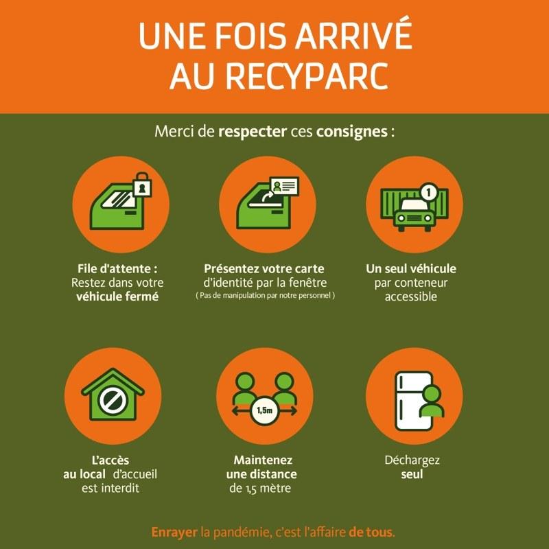 actu FB Consignes au recyparc