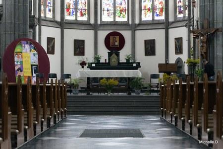Eglise d'Aubel