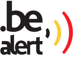 be alert logo twitter 0