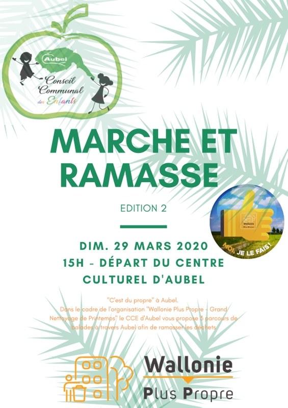 2020 MARCHE ET RAMASSE Ed 1