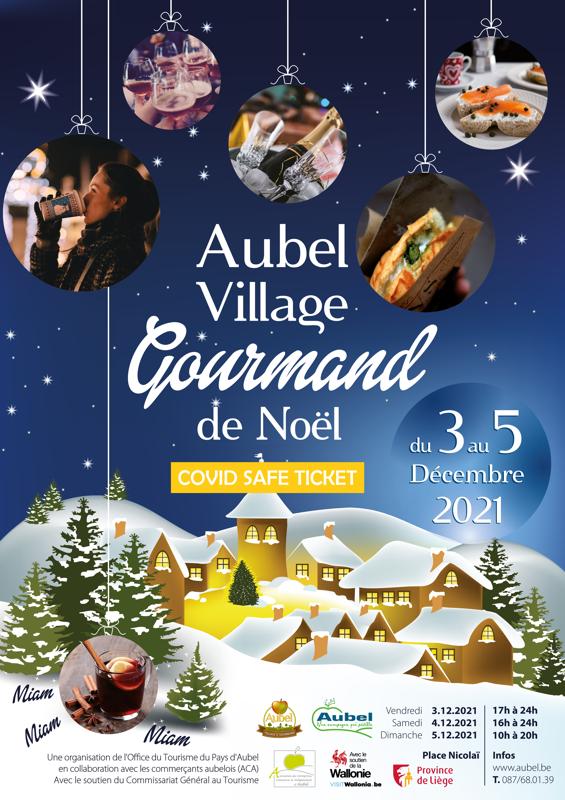 Aubel Village Gourmand 2021