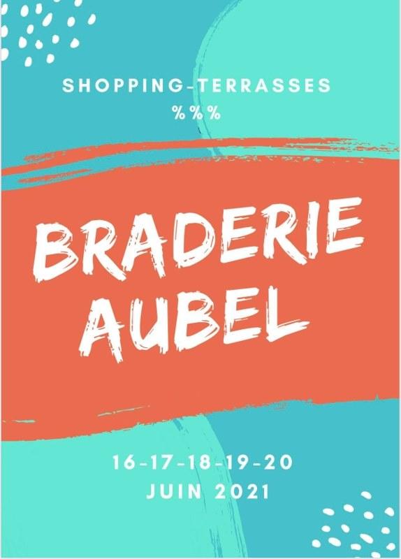 Braderie Aubel 2021