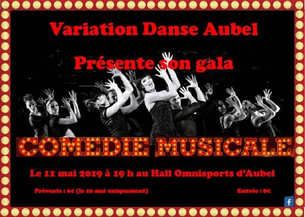 Gala Variation danse