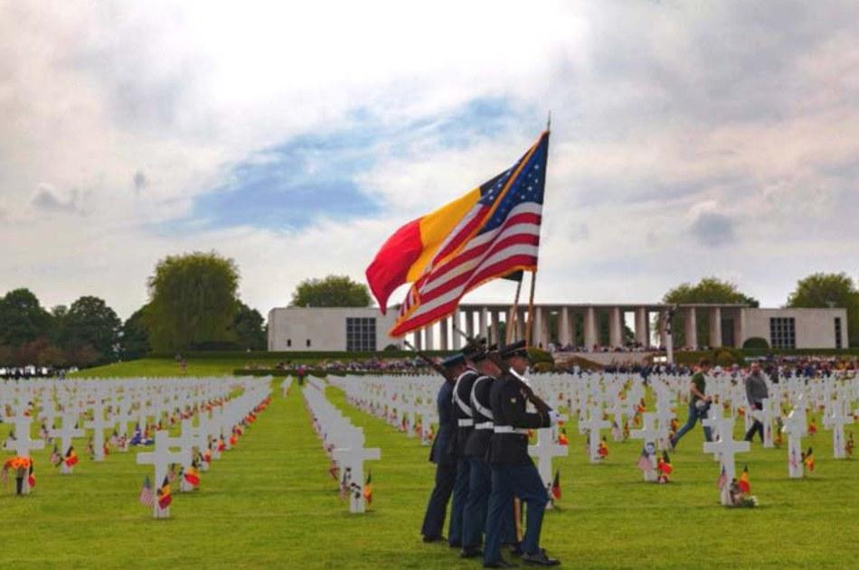 Memorial day Henri Chapelle