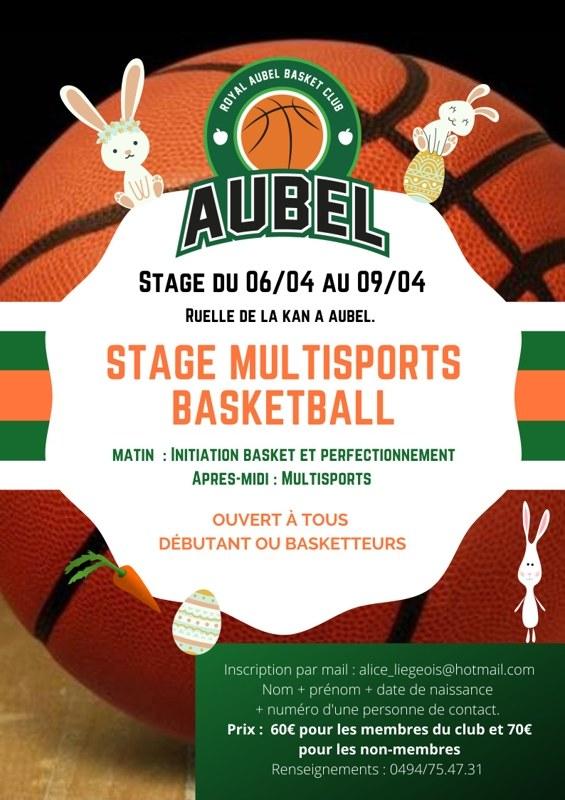 stage basket printemps 2021