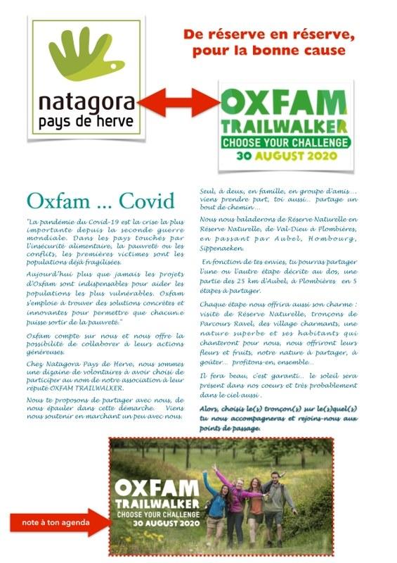 Oxfam Trail 1