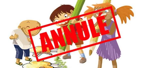 ANNULÉ - Stage « 1001 activités autour du livre - Les Incontournables » - ANNULÉ