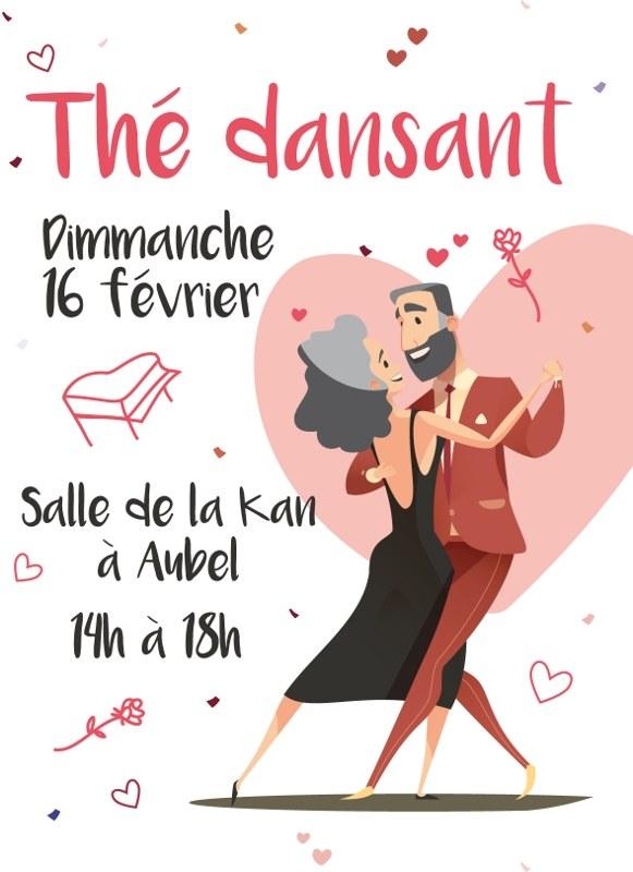 the dansant saint valentin