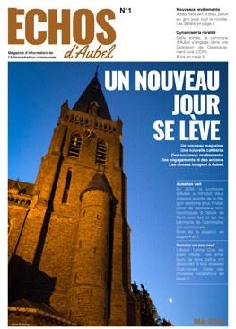 Echos d'Aubel   MAI 2019 1