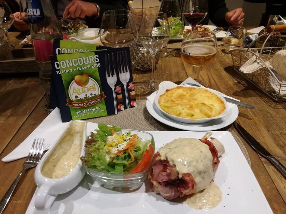 Concours Aubel Village Gourmand