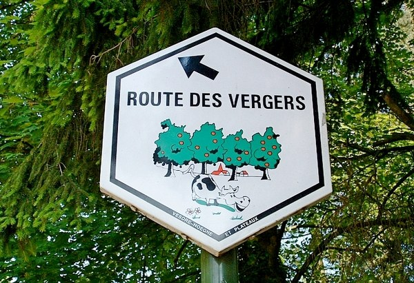 route vergers